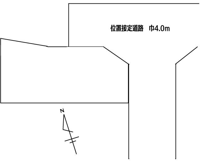 高倉区画図